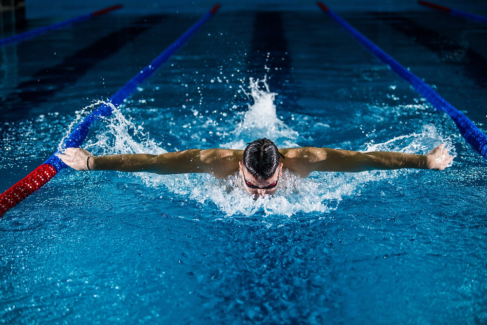 Swimming; Sports Law; IPR; Conflicts; General Overview