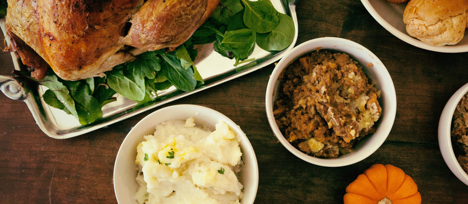 What COVID-19 Means for Thanksgiving