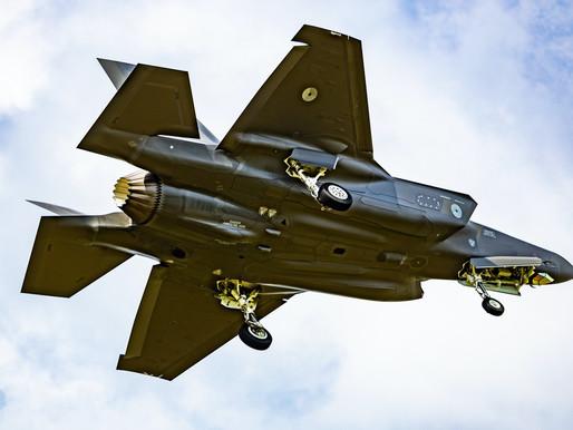 Proizvedeno 700 aviona F-35