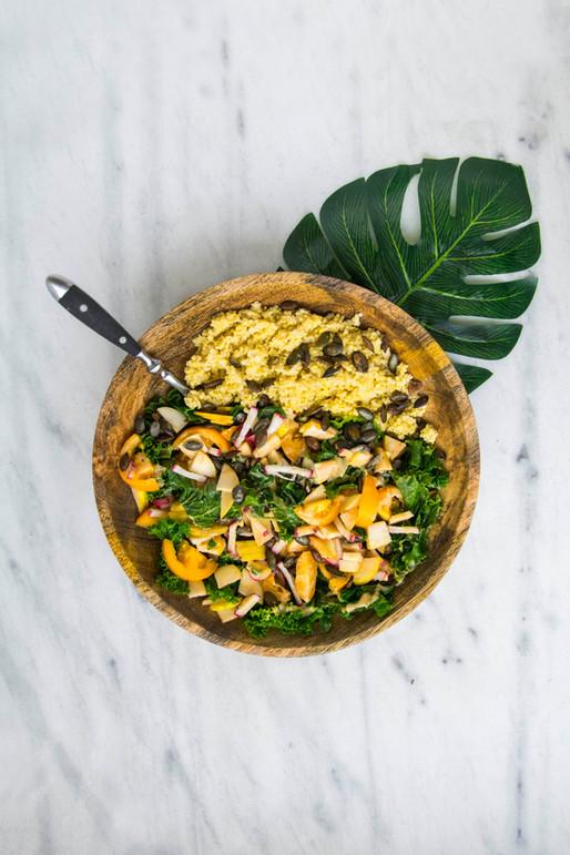Como facilitar a transição para uma dieta de base vegetal?