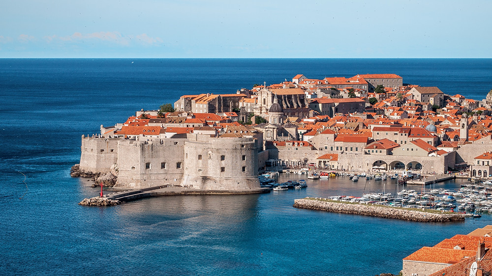 Despite a war in the 90s, Croatian cities are still prestine.