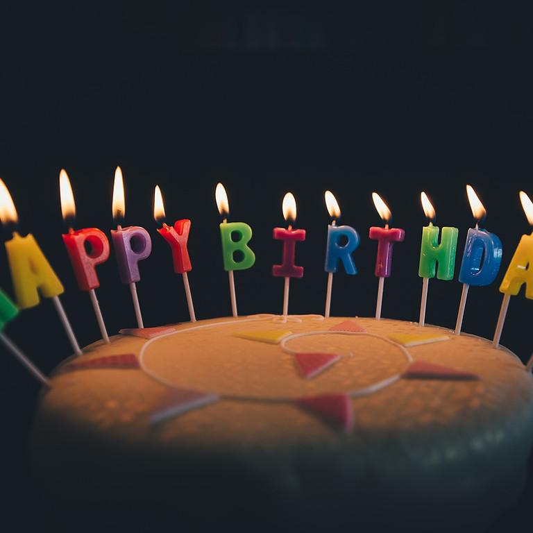 Jet's Birthday Events