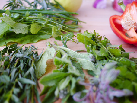 Salsa and Chimichurri: Healthy Versatile Sauces to Compliment Nearly Every Meal.