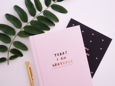 Gratitude is Not an Attitude (at first)