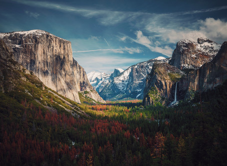 Yosemite has set a reopening date