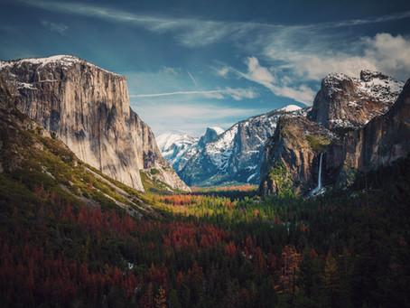 Yosemite has set a reopening date