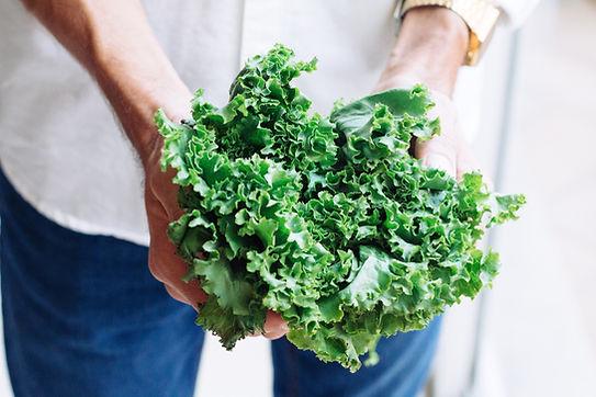 Kale, raw