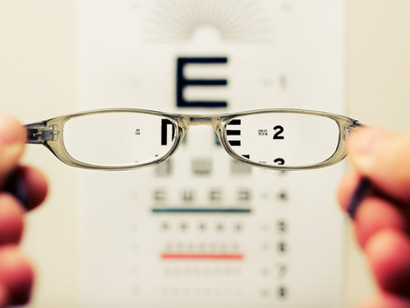 'Why do I need reading glasses?'