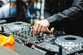 RayKen Events DJ Schweiz Suisse Switzerland Pioneer CDJ DJM