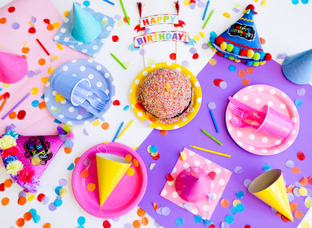 Doğum Günü Partinizi Organize Ederken Unutmamanız Gereken 4 Önemli Nokta!