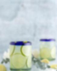 healthy summer cocktails