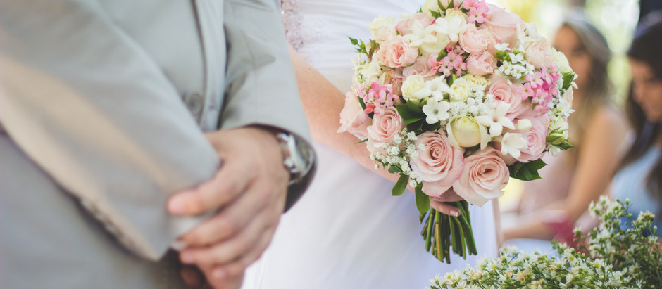 Wedding Vows: let your heart be the author