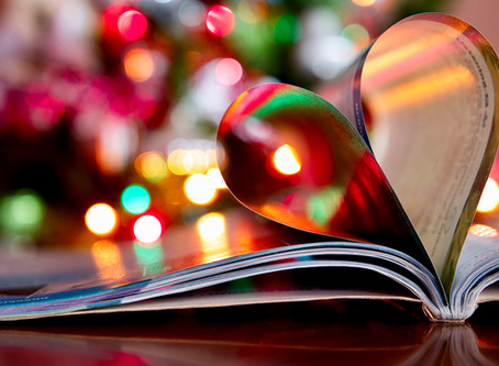 5 Wonderfully Festive Reads to get you into the Christmas Spirit