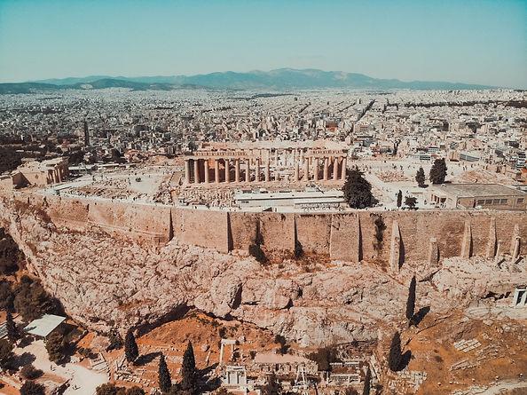 Athens Partenon