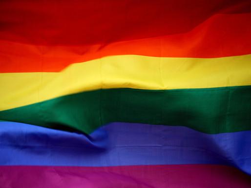 Projekt LGBTQ+ 🌈 Ein Regenbogen über Georg Büchner