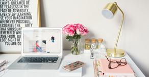Tips for creating your website as a conscious entrepreneur