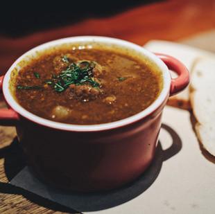 Am Anfang war die Suppe