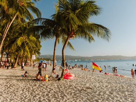 Enjoy the Boracay paradise 🌊