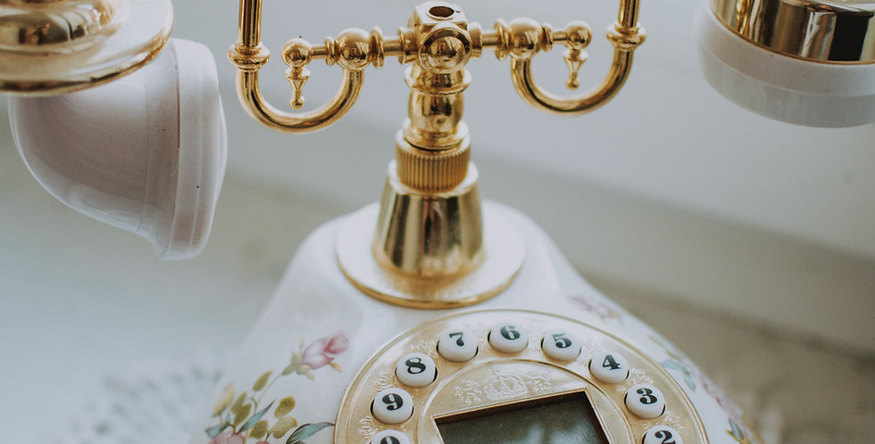 The Monthly Phone Call Service