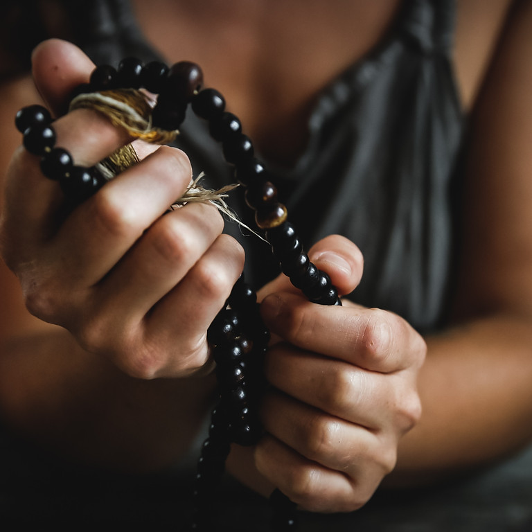 Learn How to make Mala Prayer beads