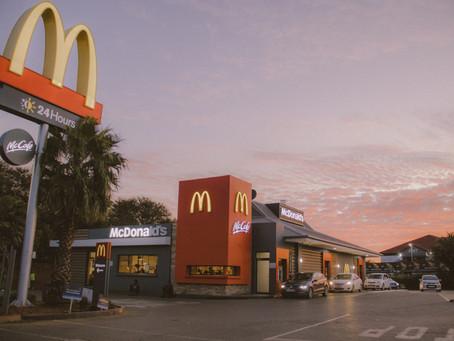 マクドナルド 全国約2,900店舗での「終日店内客席ご利用中止」について