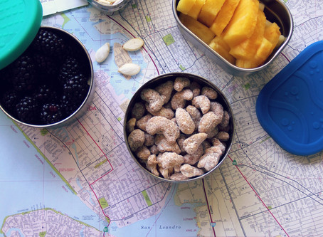 5 Tips for Affordable Healthy Snacking on Vacation