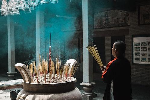 Barack Obama Exotic incense