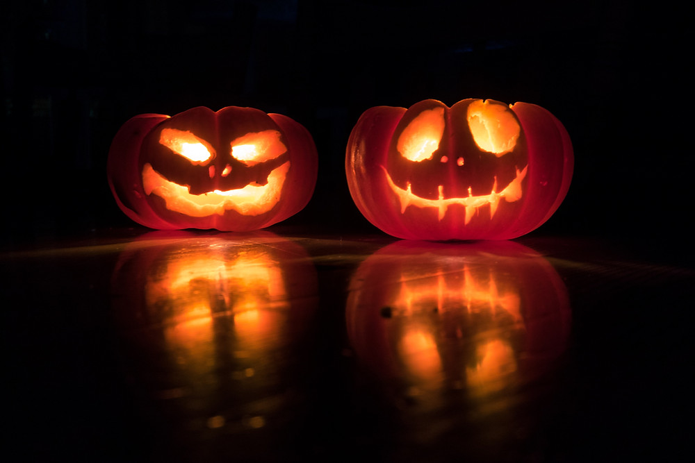 Halloween for adults, Scalesceugh Hall & Villas