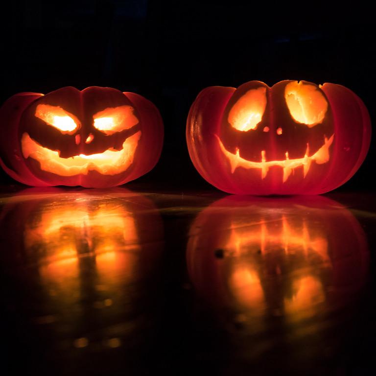 Missio Halloween-ing!