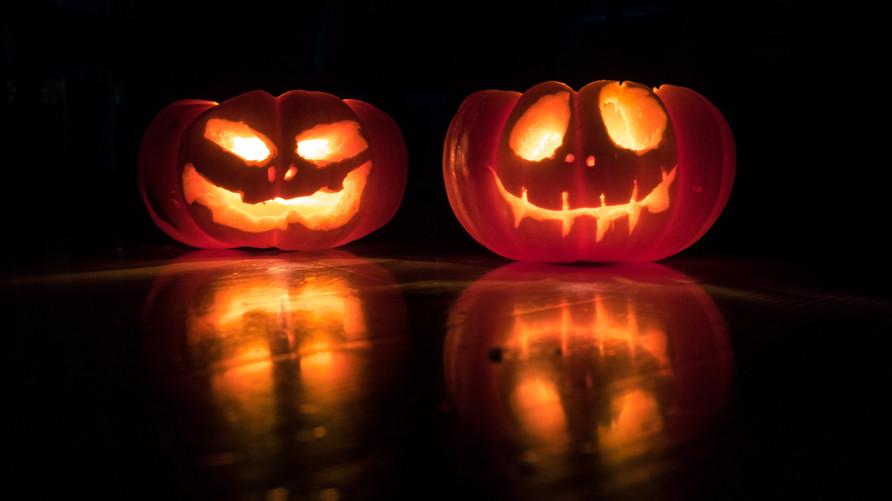 Halloween Pumpkins with 5A