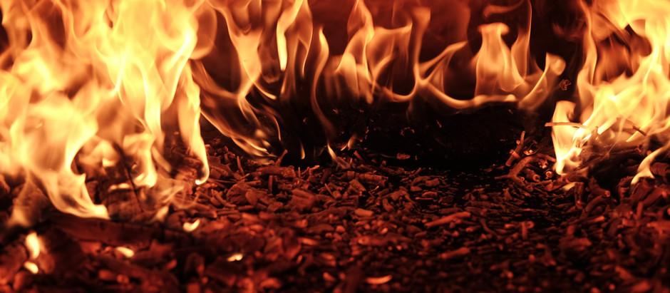 Fire Light - A Short Story