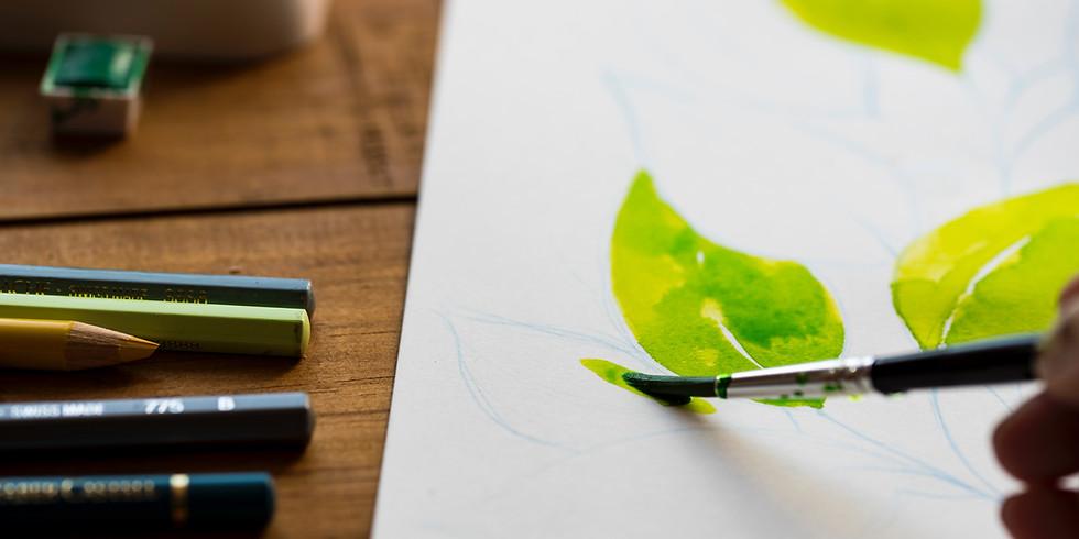 Paint with Van Go