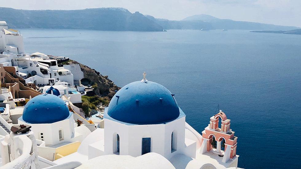 Key to Santorini