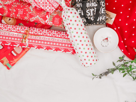 Zero Waste Gift Wrapping this Holiday Season