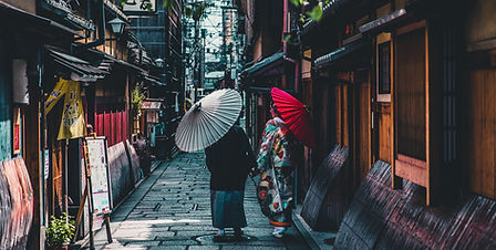 Kyoto Private Group Walking Tour