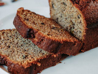 Chef Gianluca Deiana Abis:  Banana Bread