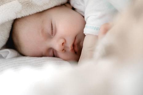 troubles sommeil bébé
