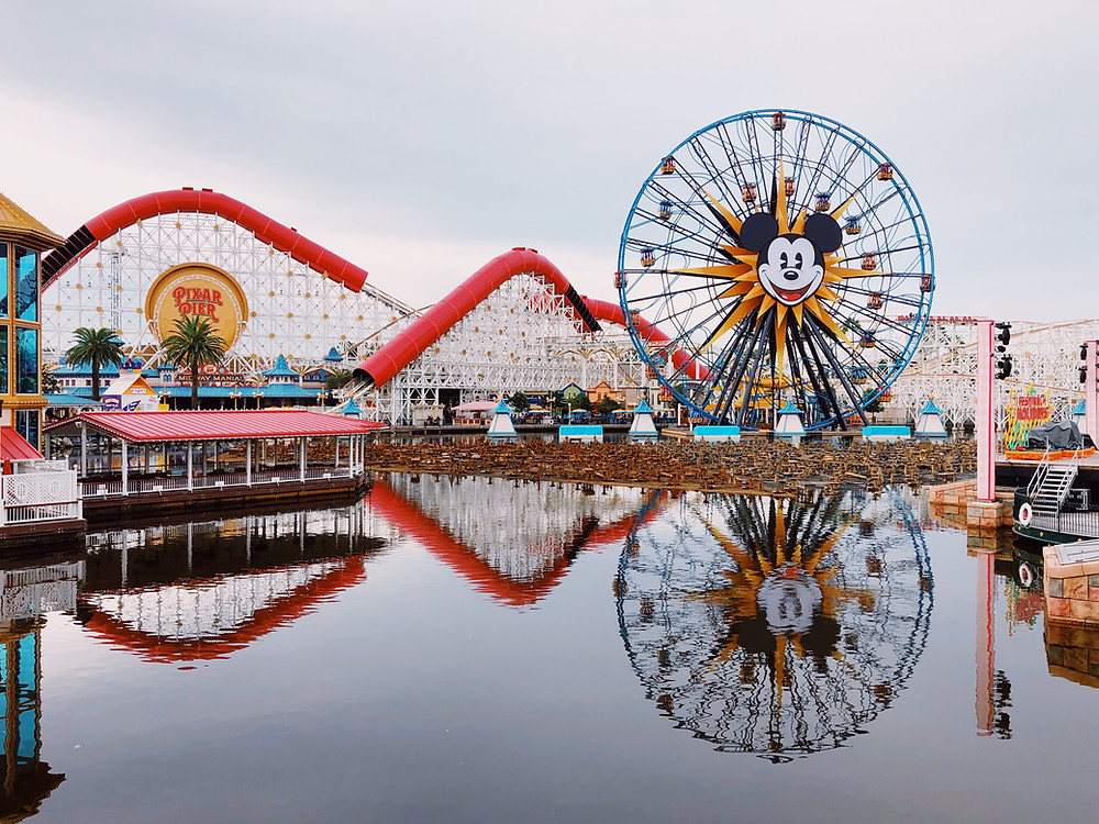 California Adventure, Mickey Mouse Roller Coaster, Planning a Disneyland Vacation with Kids in 2021