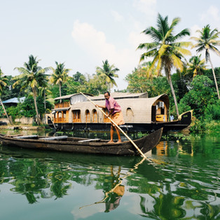 The Kerala Backwaters and Fort Kochi, India