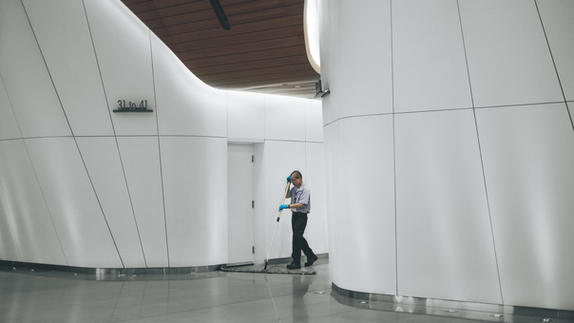 Public Area Cleaning