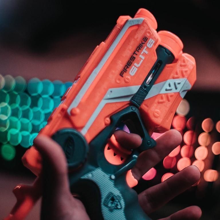 Family Day POP-UP | Nerf Gun Battle!