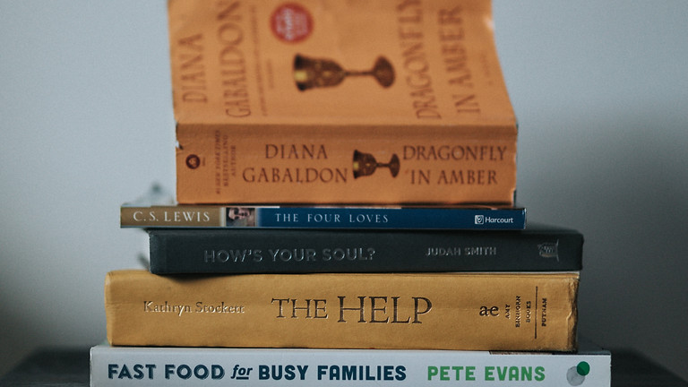 Pastor's Book Club - February