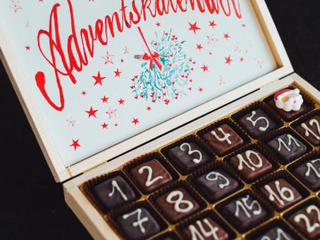 Family Advent Calendar of Memorable Seasonal Activities
