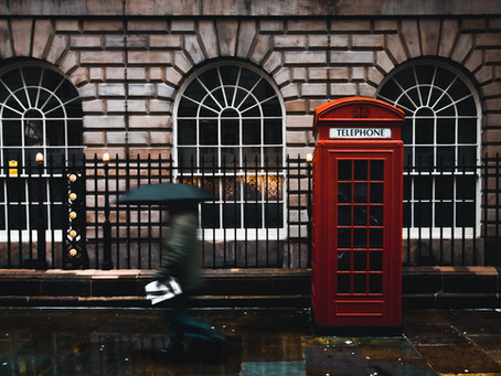 Break the Mould: London Based Agencies?