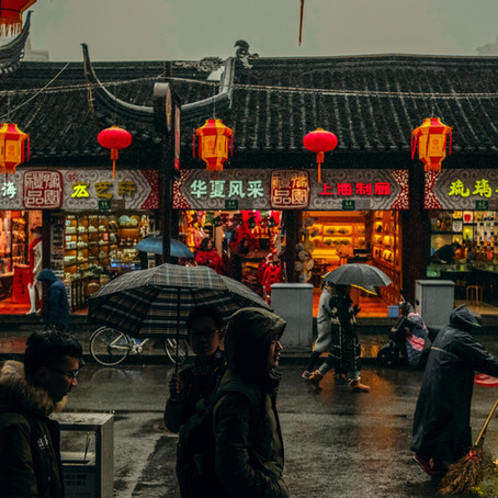 7 Common Habits In China
