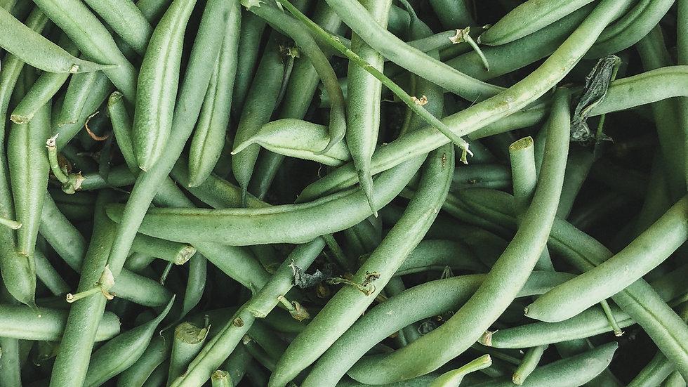 Haricots verts fins (au kilo)