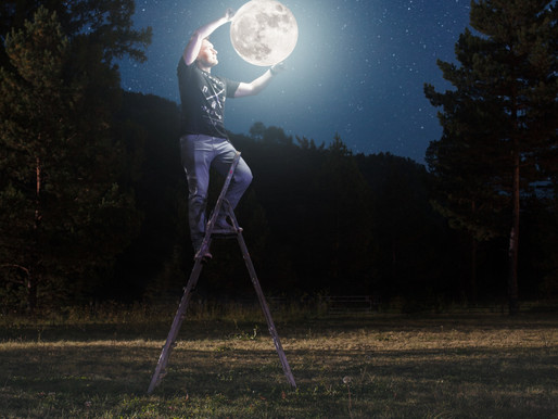 HONORING THE MOON IN OUR LIVES: THE POWER OF RESTORATIVE MEDITATION