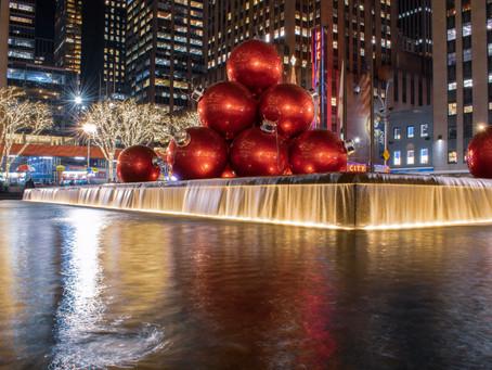 Top Ten Christmas in New York City