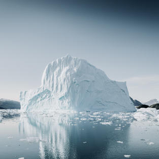 Hunt for glaciers in Greenland