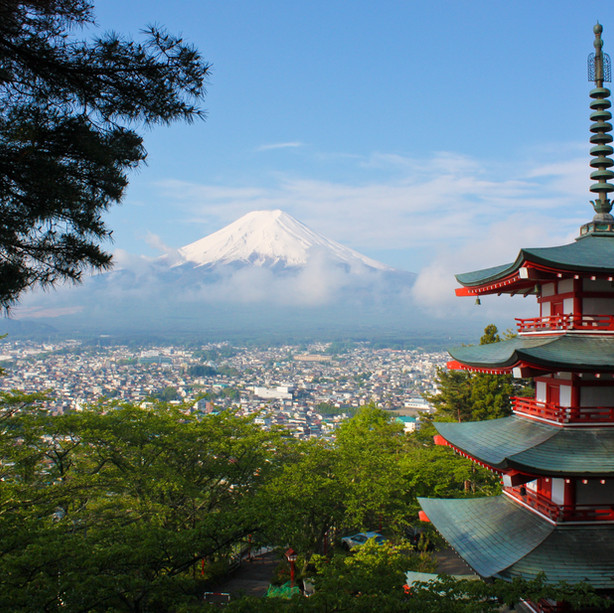 Japan: The Golden Route & 101